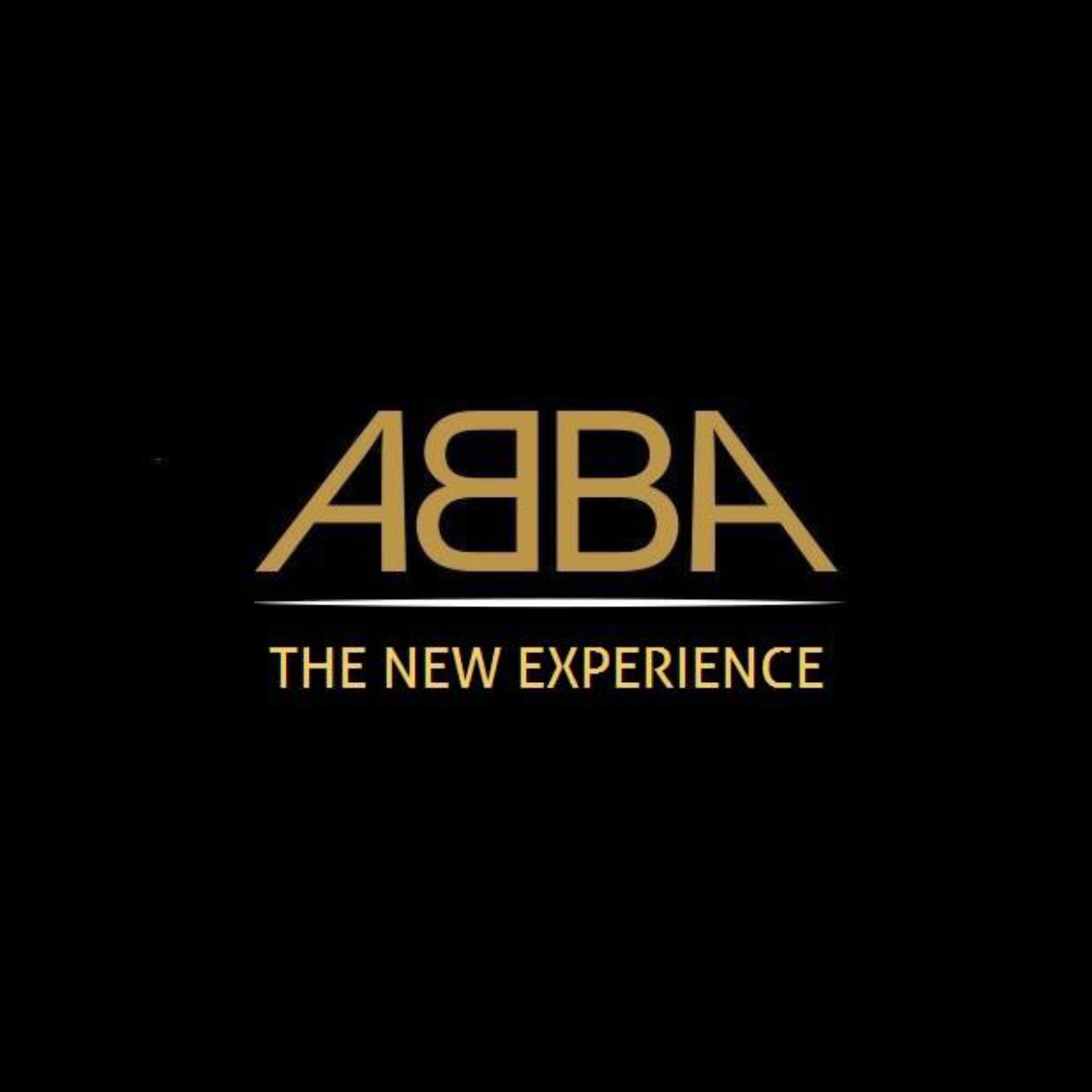 Abba The New Experience Logo