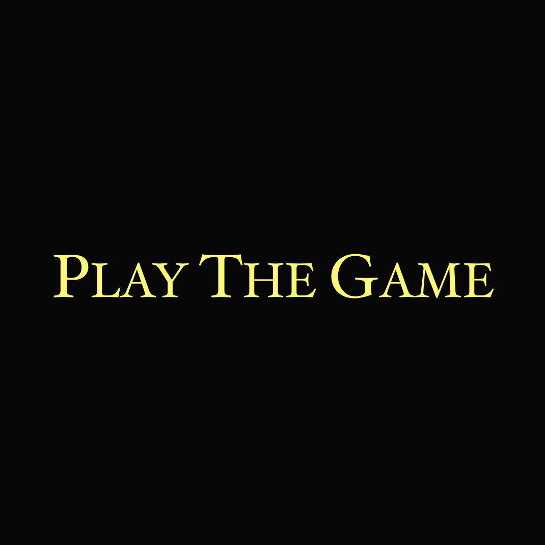 Play The Game Logo
