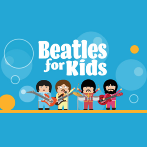 The Beatles For Kids Logo